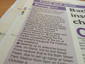 Bath Chronicle 19.09.13