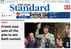 Frome Standard