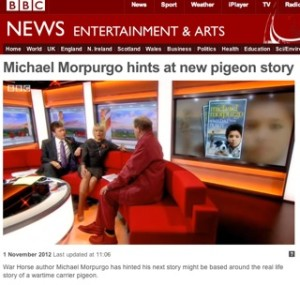 BBC News / more pigeon story coverage