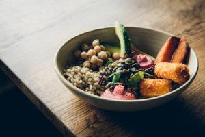 Buddha bowl salad