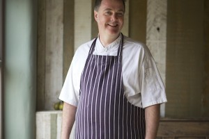 Pear Tree Inn's chef Adrian Jenkins