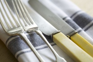 cutlery detail