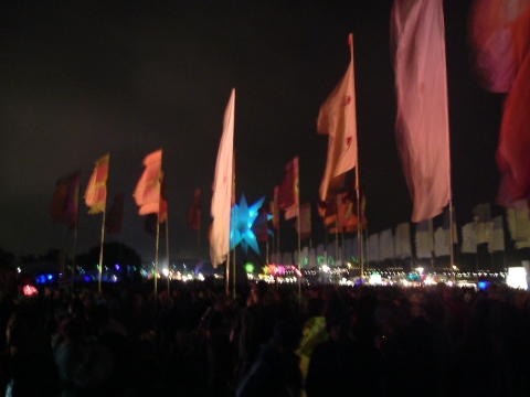dance flags