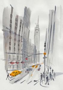 Alice Tait's New York