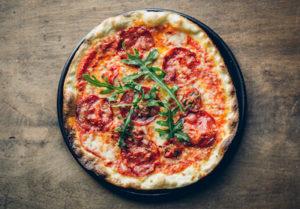 NY pizzetta