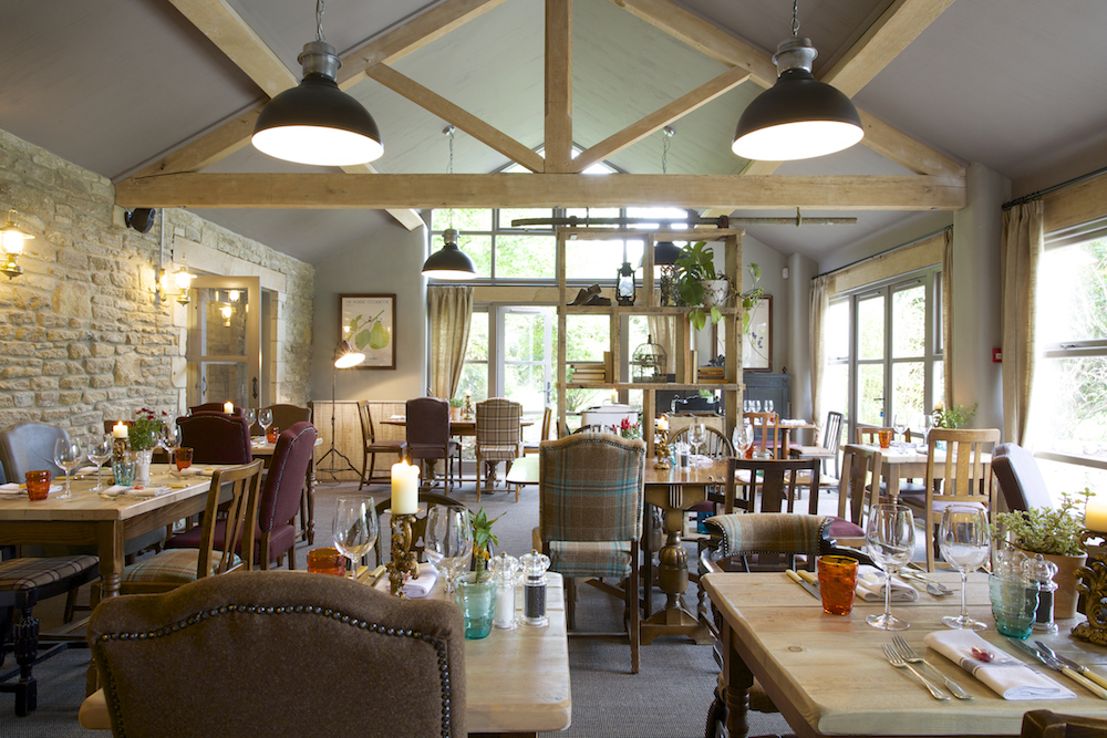 Restored as a village pub with rooms, the Pear Tree Inn, in the rural Wiltshire village of Whitley required a carefully handled marketing and press launch for its reopening