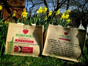 Somerset Farmers' Markets bags