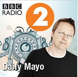 Simon Mayo's BBC Radio 2 Drive Time