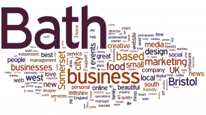 @bathbusiness now has over 1080 followers and as the above shows, very relevant ones.